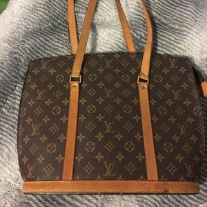 100% authentic Louis Vuitton Tote. Make an offer.